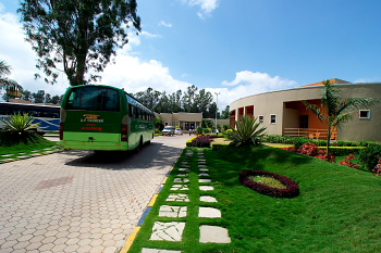 Araku valley hotels and resorts for accommodation - Araku valley resorts with swimming pool ...