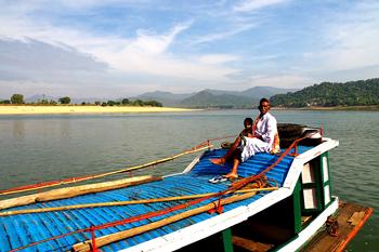 Cruise at Gandi Pochamma