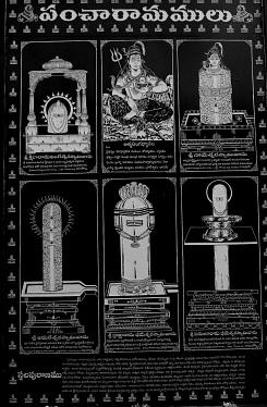 Andhra Pradesh temples Pancharama Darshan