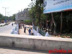 Reaching Tirumala By Road Climbing Hills By Steps