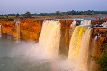 Jagdalpur tourism Water falls and caves in Chhattisgarh