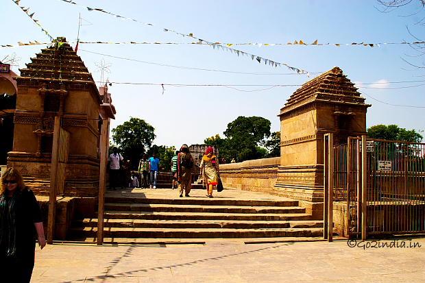 Stepwell Of Adalaj Village Near Ahmedabad City In Gujarat