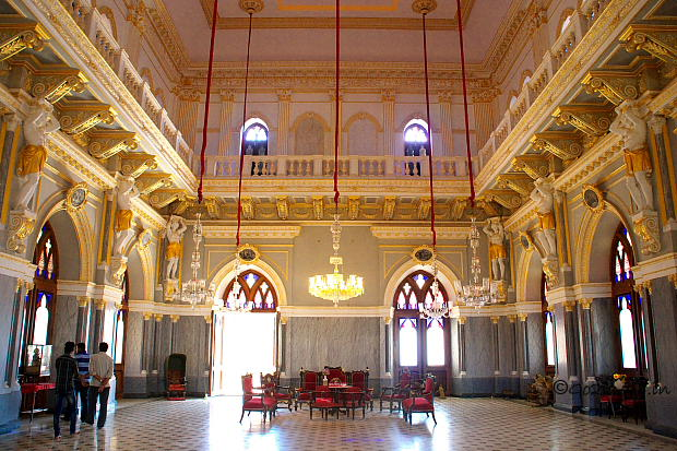 fort junagarh darbar hall
