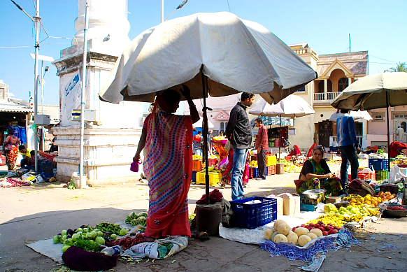 Diu Local Market
