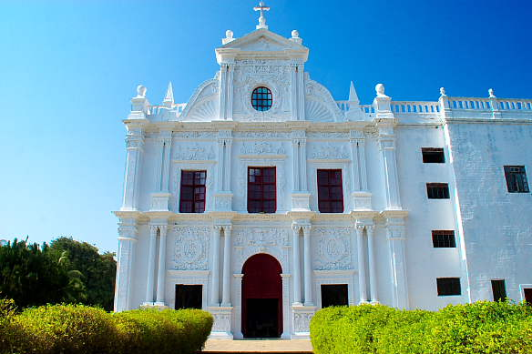 Saint Paul Church at Diu