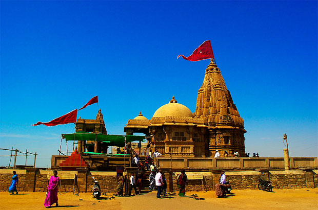 Hotels In Dwarka Near Temple