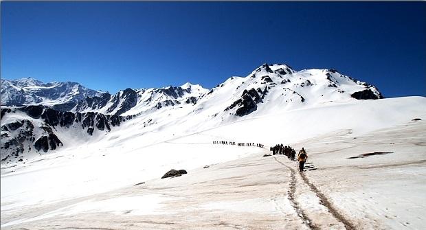 પર્વતારોહણમાં રસ ધરાવતાં યુવાનો માટે હિમાચલપ્રદેશમાં પર્વતારોહણ અભિયાનમાં જોડાવાની તક
