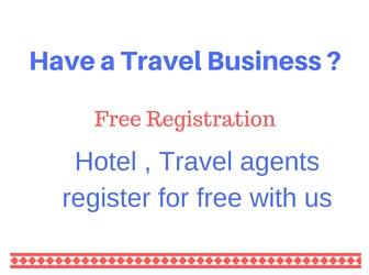 free registration for travle business