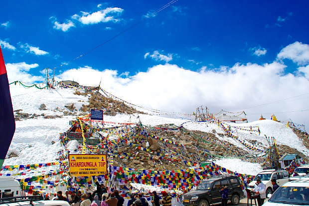 Image result for Khardung La in Ladakh