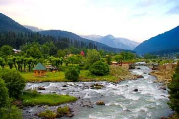 Pahalgam Sightseeing Attractions And Tour Plan