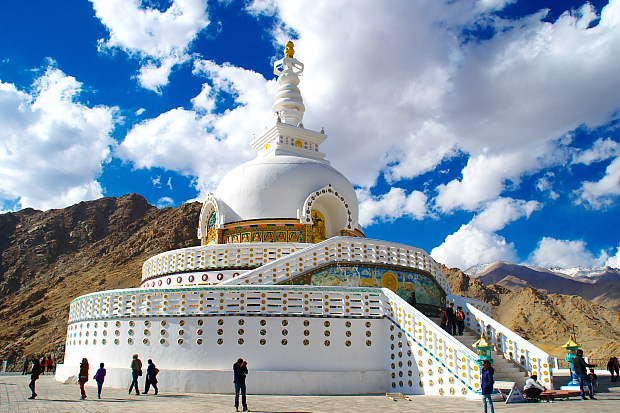 Image result for shanti stupa