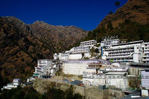 Mata Vaishno Devi Darshan Katra town and Journey to Bhawan travel plan