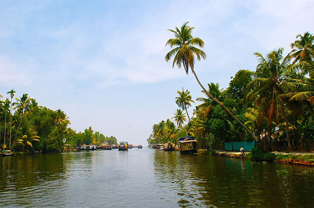 Alleppey Houseboat one day trip in backwaters of Kerala