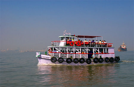Elephanta by Boat