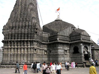 Trimbakeshwar jyotirlingas of Lord Shiva and origin of river Godavari