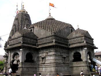 Trimbakeshwar temple of Lord Shiva