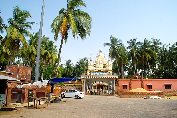 Alarnath temple at Brahmagiri and Chaitanya Mahaprabhu