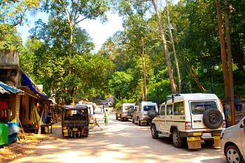 Gupteswar road