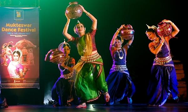 Mukteswar Dance Festival Bhubaneswar