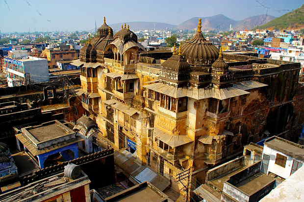 Bundi the hostoric town of Rajasthan