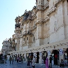 Udaipur City Palace picture gallery