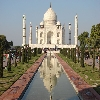 Taj Mahal at Agra