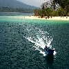 Andaman jolly buoy beach  pictures