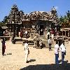 Somnathpura temple  near Mysore