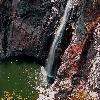 Gaganachukki and Barachukki falls in Shivanasamudram near Mysore