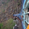 Araku valley by train from  Visakhapatnam