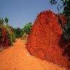 Erra Matti Dibbalu near Rishikonda