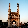 Charminar at Hyderabad
