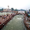 Ganga At Haridwar