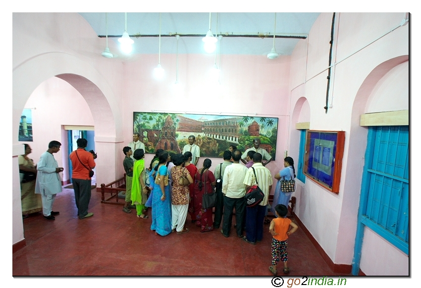 Museum of Cellular jail in Andaman
