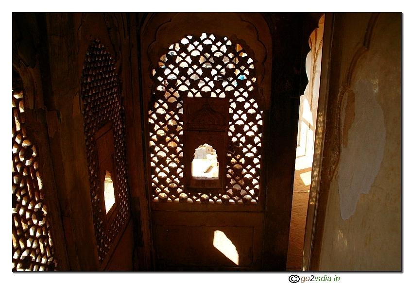 Inside Jaisalmer fort