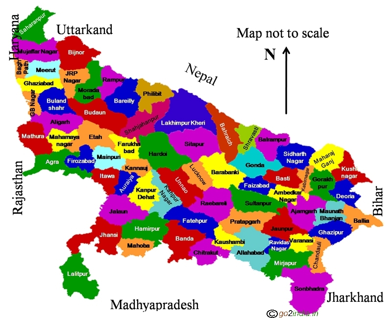 go2india.in : Uttar Pradesh state map showing districts on indian transport map, indian people map, indian rivers map, indian mountains map, indian sites map, indian nations map, indian area map, indian language map, indian states map, indian tourist map, indian culture map, indian regions map, indian geography map, indian climate map, indian country map, indian groups map, indian camps map, indian cities map, indian islands map, indian territories map,