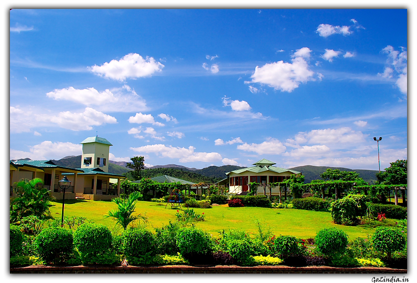 clost to Araku this resort is popular place for tourist