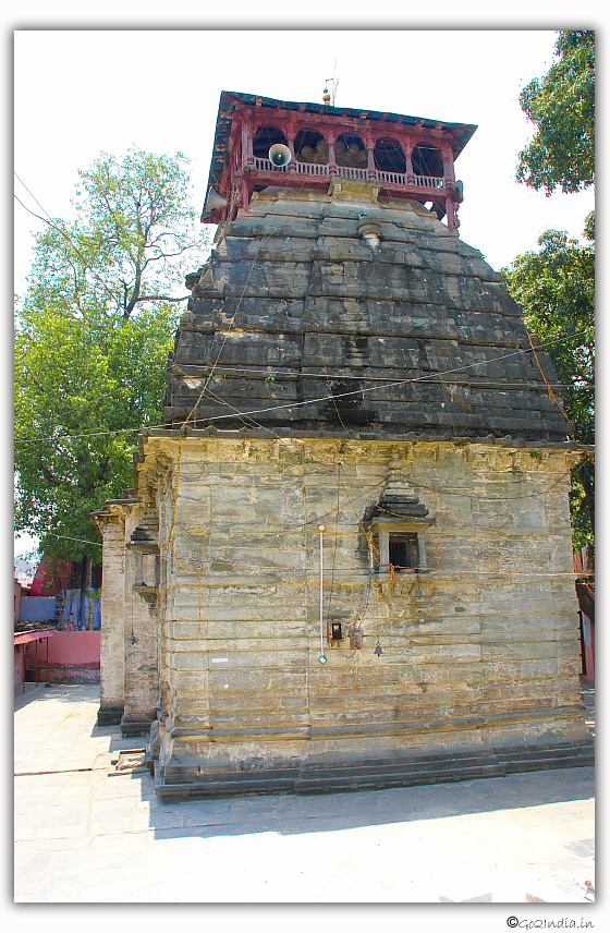 Bageshwar temple at Uttarakhand