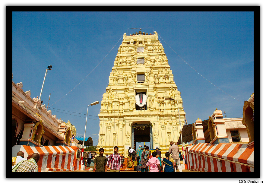 the gallery for gt dwaraka temple