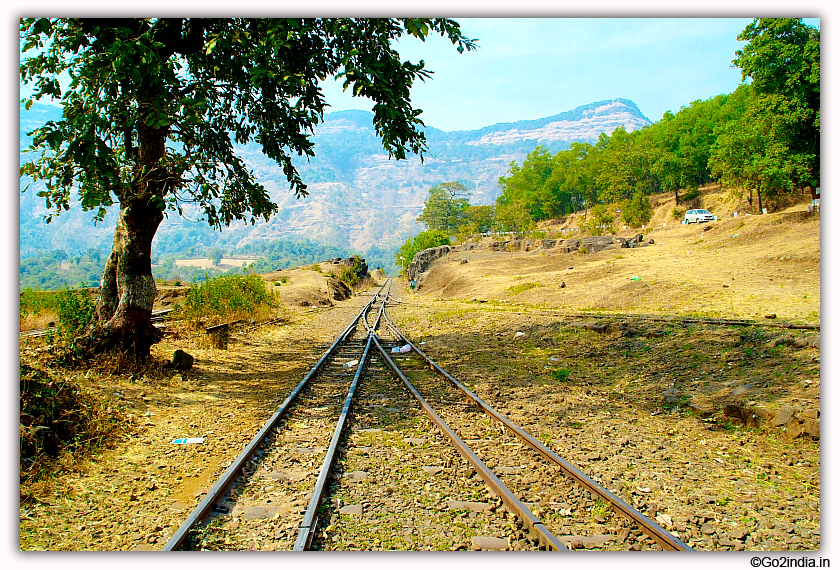 Matheran Neral Toy train