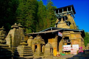 Jageshwar Dham group of temple of Lord Shiva in Uttarakhand